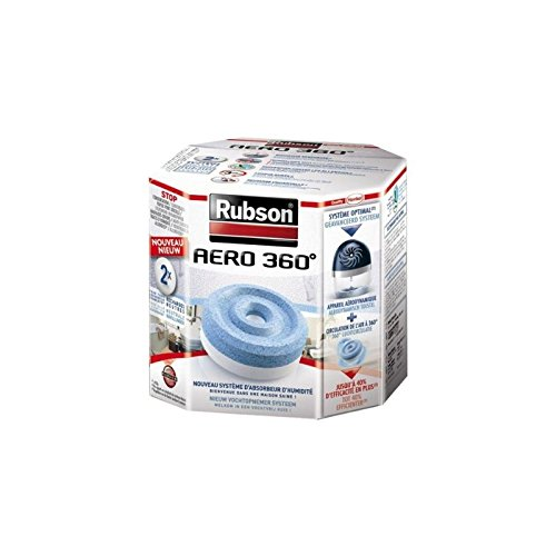 Recharges Aero 360 - Rubson - Recharges 2x AeroTab 450 g - Sans parfum