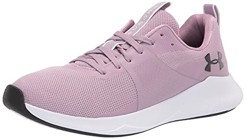 Under Armour Women's Charged Aurora Cross Trainer, Mauve Pink (603)/White, 8.5
