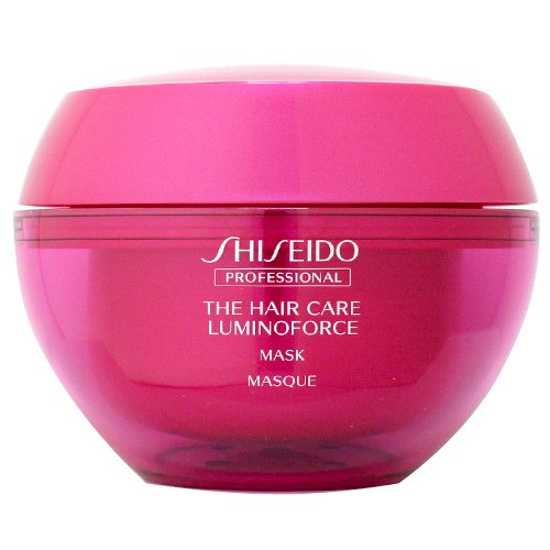Shiseido The Hair Care Luminoforce Mask, 6.8 Ounce