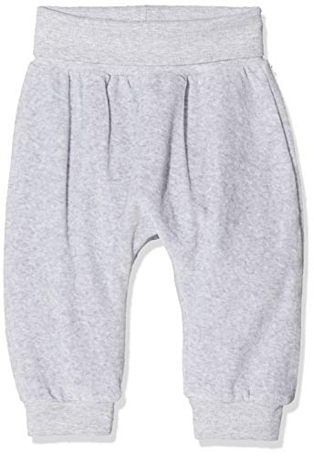 Bellybutton mother nature & me Unisex Baby Jogginghose, Grau (Morning Grey|Gray 8432), 62