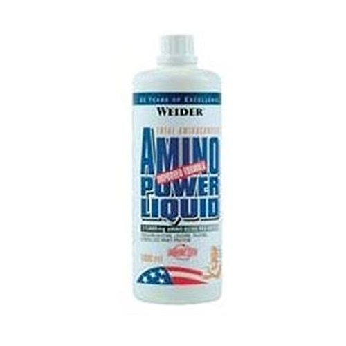 Weider Amino Power Liquid, Mandarine, 2 x 1000 ml