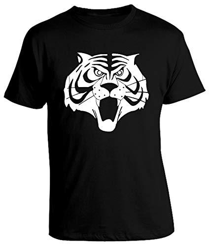Bubbleshirt Tshirt Uomo Tigre - Tiger Man - Cartoon - Anime - Cartoni Animati - Anni '80 '90 - Idea Regalo