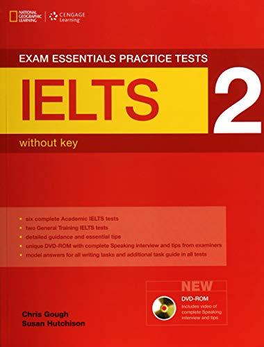 Exam Essentials Practice Tests: IELTS 2 with Multi-ROM