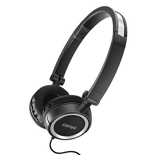 Edifier H650 Headphones - Hi-Fi On-Ear Wired Stereo...