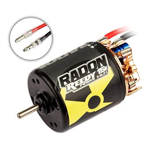 Team Associated Reedy Radon 2 15T 3-Slot 4100Kv Brushed Motor, ASC27425