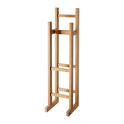 IKEA de rågrund portarrollos de papel higiénico, bambú