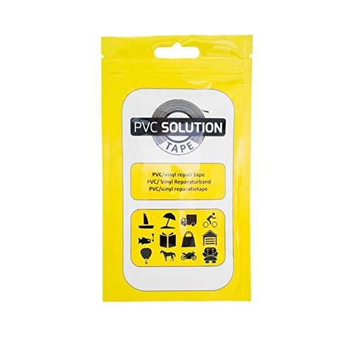 Tear Solution PVC-Solution-Tape (28 x 7,6 cm) - Reparaturklebeband/First aid für PVC- & Vinylmaterialien