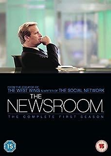 Newsroom: Season 1 [Edizione: Regno Unito] [Italia] [DVD]