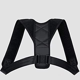 Breathable and adjustable Posture Corrector for all Clavicle Support, Improve Bad Posture, Shoulder Alignment, Muscle Memo...