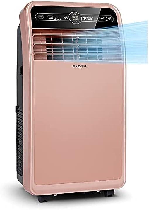 Climatizzatore portatile 3in1: climatizzatore/deumidificatore/ventilatore wi-fi: appcontrol klarstein B093LWBZHX
