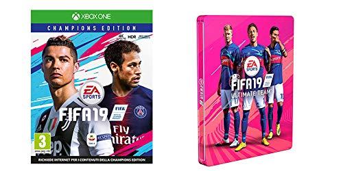 FIFA 19 Champions e Steelbook Edition Xbox One