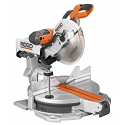 "Ridgid 28523 Saw, Miter 12"" Slide Ms1290Lza Comparison"