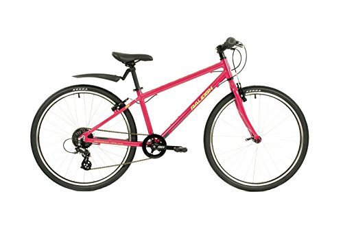 Raleigh Performance Bike für Kinder, Pink, 35,6 cm