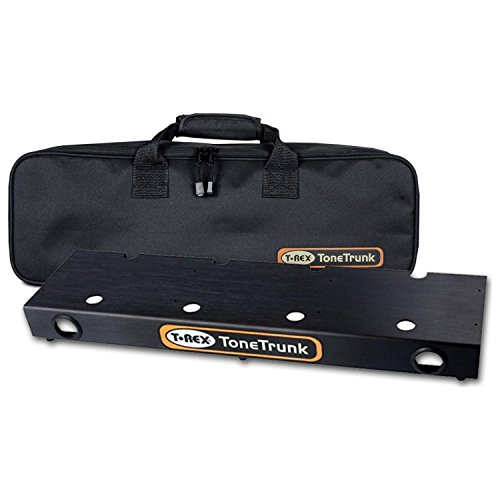 T-Rex Engineering TONETRUNK-MINOR Pedal Board with 15.8 x 56cm Gigbag