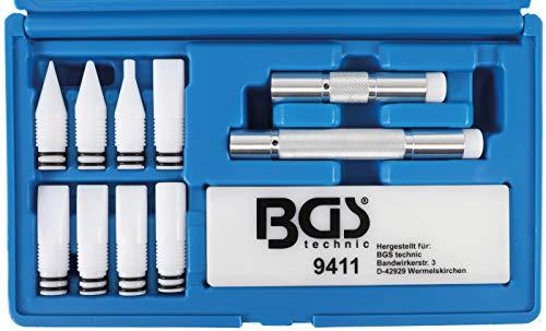 BGS 9411 | Kit d'outils de débosselage | 12 pièces