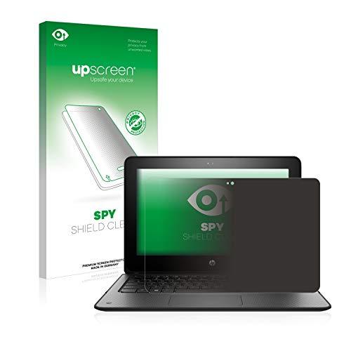 upscreen Anti-Spy Blickschutzfolie kompatibel mit HP ProBook x360 11 G1 EE Privacy Screen Sichtschutz Bildschirmschutz-Folie