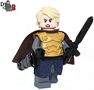 Demonhunter Bricks Custom Game of Thrones Brienne of Tarth S