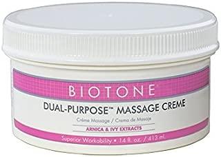 DSS Biotone Dual Purpose Massage Créme (SP4-568003  14 oz.  )