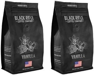 Ground Coffee 2-12oz Bags (Vanilla)
