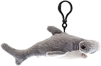Shark Week 30th Anniversary Hammerhead Shark Plush Backpack Clip 7