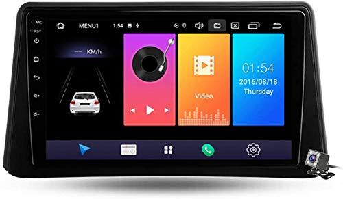 Android 8.1 MP5 navigazione GPS per Opel Mokka 1 2012-2016 DVR WiFi USB DSP compatibile/RDS radio stereo FM Auto/chiamate riparazione vivavoce Bluetooth volante,4 core,WiFi, 1 16GB