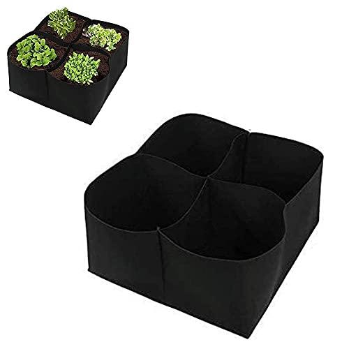 FAFAD - Contenitore per piante, in tessuto non tessuto, per piante, ortaggi, ortaggi, ortaggi, giardini, piante
