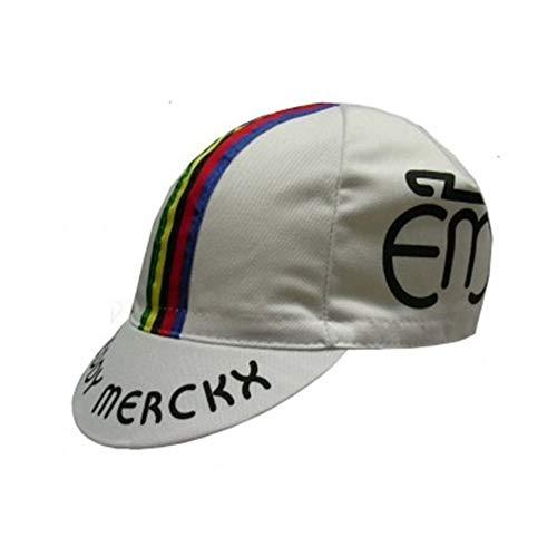 Vintage - Outdoor Anti Sweat Cotton Cycling Cap (Eddy Merckx)