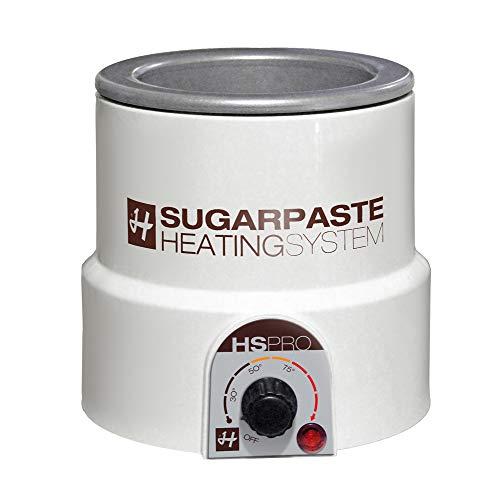 Zuckerpaste Heating System Erwärmer für 800 ml 1 kg Dosen