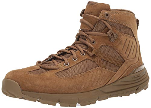"Danner Men's FullBore 4.5"" Shoe, Coyote - 10.5 EE"