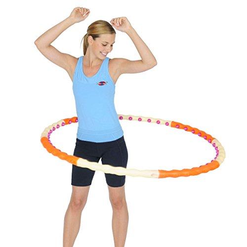 Magnetic Health Hoop - Hula Hoop / 48 Magneten 1.2kg**