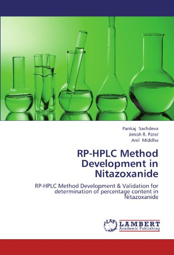 RP-HPLC Method Development in Nitazoxanide: RP-HPLC Method Development & Validation for determination of percentage content in Nitazoxanide