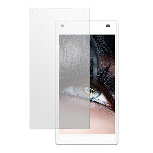 mtb more energy Proteggi Schermo in Vetro temperato per Sony Xperia Z5 Compact (E5803.) - 4.6'' - 0,3mm / 9H / 2.5D - Pellicola Protettiva Salvaschermo