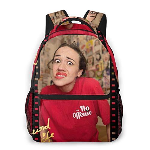 Tiyole Miranda Sing School Backpack for Boys Girls Laptop Bag Sports Traveling Daypack 16x11.5x8