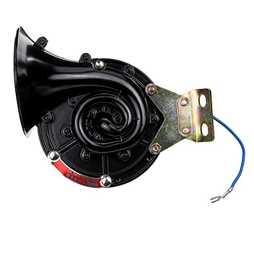 GNY Bocina eléctrica Impermeable 24V 250dB Bull Bull Horn Tiptop aleación de Sonido ragua Universal