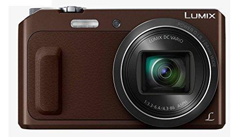 Panasonic Lumix DMC-TZ57EP-K Fotocamera compatta 16 MP 1 2.33  MOS 4608 x 3456 Pixel Marrone