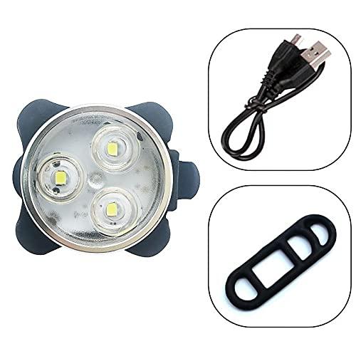 A/X Collar para Mascotas Seguridad para Mascotas Luz LED para Perros 4 Modos USB Recargable Luz para Perros LED Noche al Aire Libre para Mascotas Collar Arnés Correa Accesorios para Perros