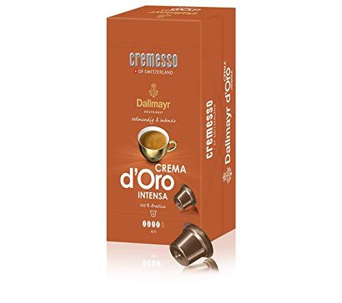 Cremesso Kaffekapseln Dallmayr Crema d´Oro Delizio 6x16 Kapseln