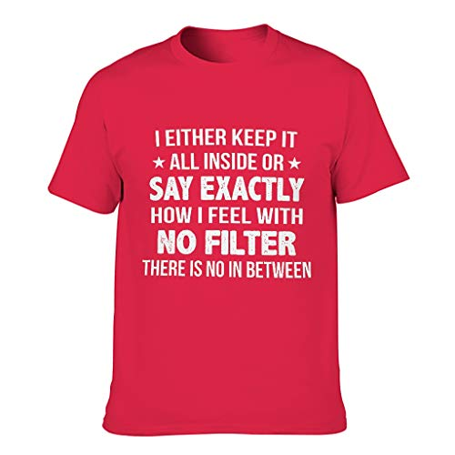 I Eeither Keep It All Inside T-Shirt...