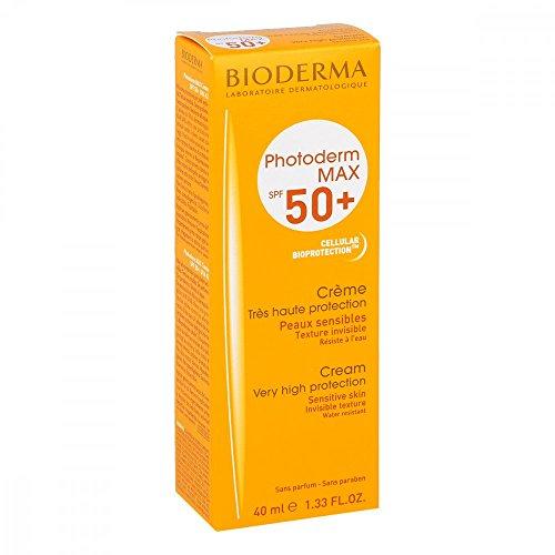 BIODERMA Photoderm Max Creme SPF 50+ ungetönt 40 ml
