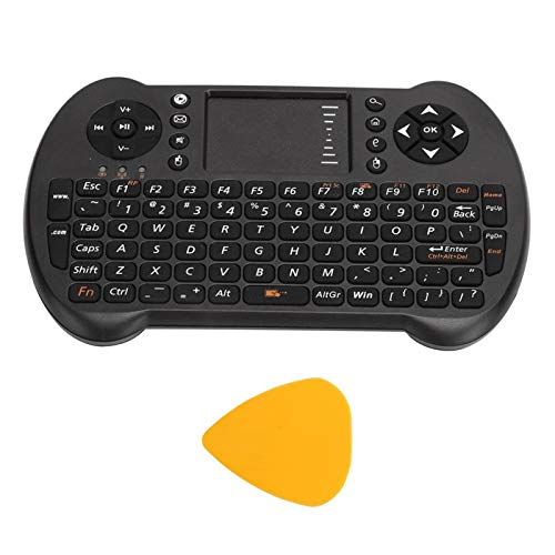 USB Thin Portable Wireless Keyboard Mini Easy to Use 2.4GHz for Tablet for Smart TV for Laptop for Desktop