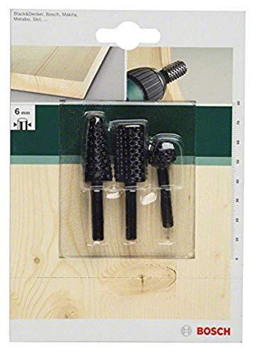 Bosch 3tlg. Holzraspel-Set