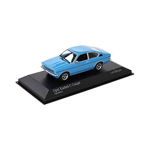 Opel Kadett C Limousine - 1973, blau OC11207 - kein Coupe!