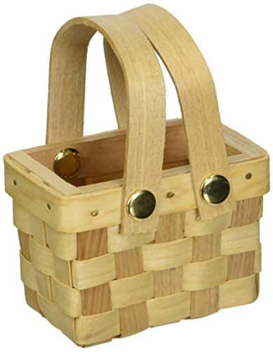 Review Of Weddingstar 9155 Mini Woven Picnic Baskets -6