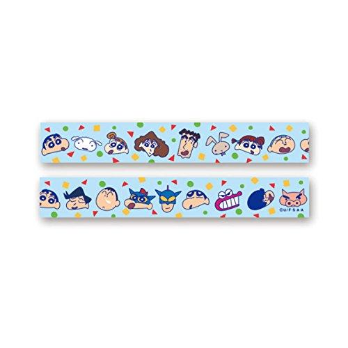 【クレヨンしんちゃん】マスキングテープ (パジャマ柄)