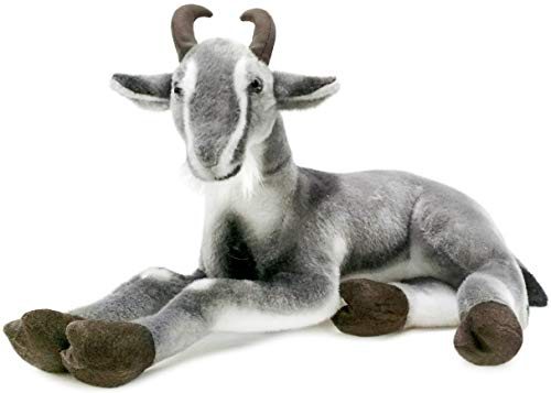 VIAHART Patrick The Pygmy Goat | 18 Inch Large Stuffed Animal Plush | by Tiger Tale Toys