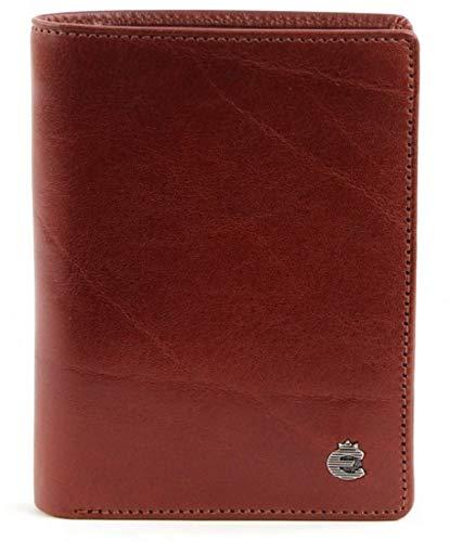 Esquire Toscana Geldbörse I Leder 9 cm