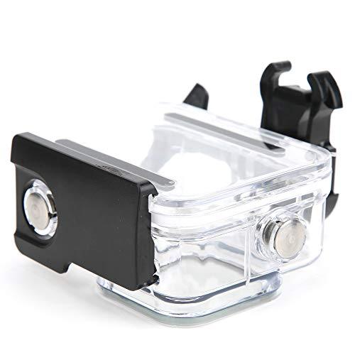 Snufeve6 Kit de Accesorios para cámara Deportiva, Accesorio para cámara Deportiva Compacto y Ligero para GOPRO con diseño de Lente de Vidrio Templado para cámara Deportiva para la Familia