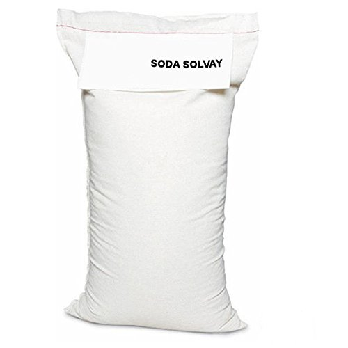 25 kg Natriumcarbonat Waschsoda - Natriumcarbonat Na2CO3 Pulver Wasch-Soda