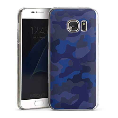 DeinDesign Hülle kompatibel mit Samsung Galaxy S7 Handyhülle Case Camouflage Bundeswehr Men Style