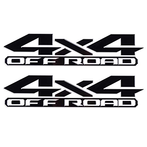 4x4 Off Road Decals for Ram 1500 2500 Truck Sticker